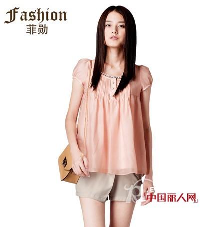 FASHION FISH时尚女装  将甜美进行到底