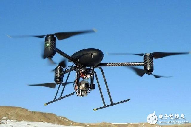 UAV obstacle avoidance