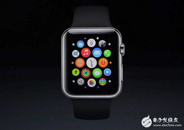 Apple Watch or detonate smart watch industry chain
