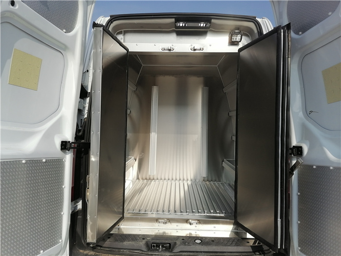 Vaccine cold chain truck offer