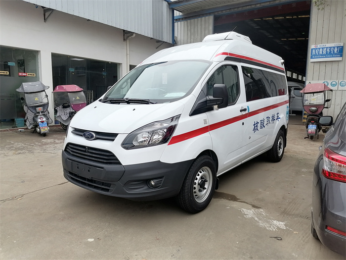 Small nucleic acid sampling vehicle_how much is the sampling vehicle_ford Transit nucleic acid sampling vehicle_nucleic acid sampling vehicle_picture quotation wholesale price