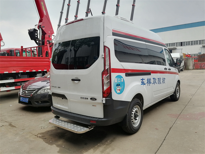Mobile nucleic acid testing vehicle_sampling vehicle procurement_Ford Transit nucleic acid sampling vehicle_nucleic acid sampling vehicle_where is the manufacturer/how much is the quotation?