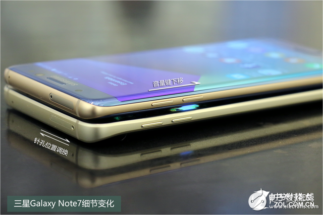 Let S Pen flow in the curved world. Samsung Note 7 Review (Do not send)