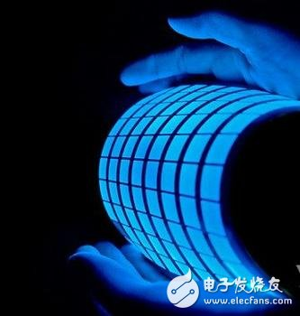 Oled material