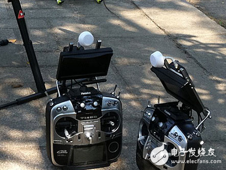 UAV composition (5): remote control system and image transmission