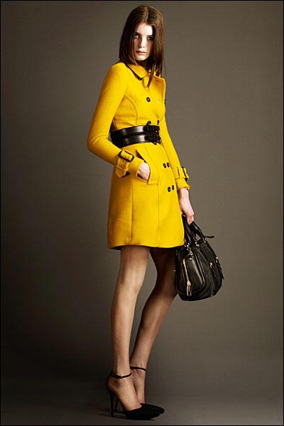 品牌女装Burberry 2012春夏新品