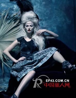 钻奇BRIOLETTE女装2012年春夏新品上市