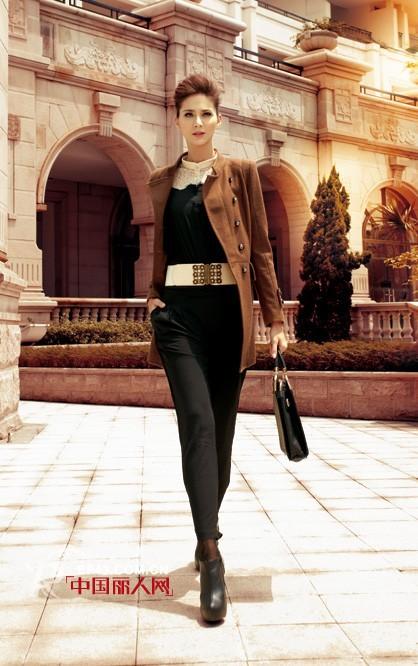红凯贝尔与国际时尚接轨  演绎含蓄与优雅
