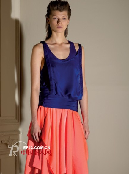 Anne Valerie Hash 的2013早春度假系列新品女装