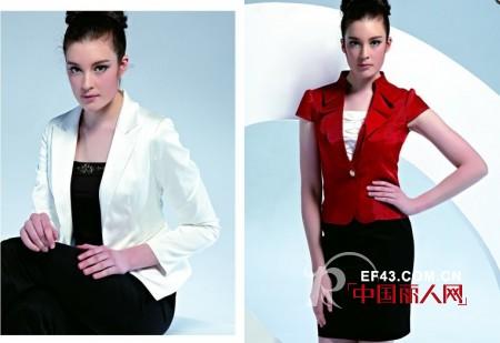 A领-ALING品牌女装  随心演绎商务与休闲的时尚