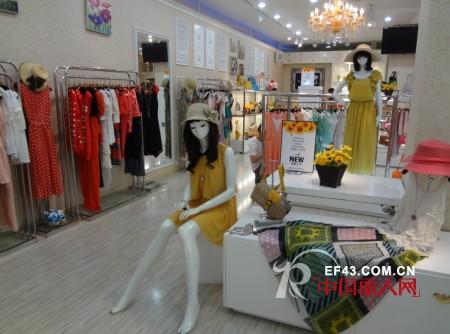 The  One 品牌女装湖南长沙专卖店将于8月25隆重开业