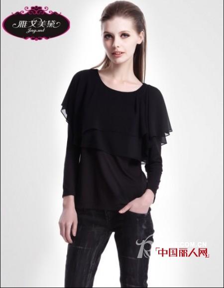 雅戈美黛品牌女装做自信女人