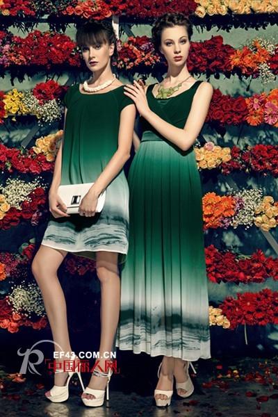"""""""欧兰卡 """"集欧美简洁时尚大气而揉入中国优雅之风格"""