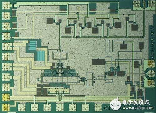 Wireless communication chip