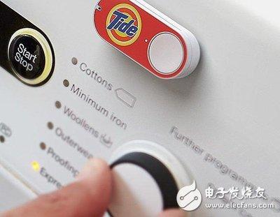 Amazon hardware button