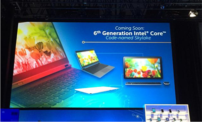 Intel's 6th generation Core will be released in the second half