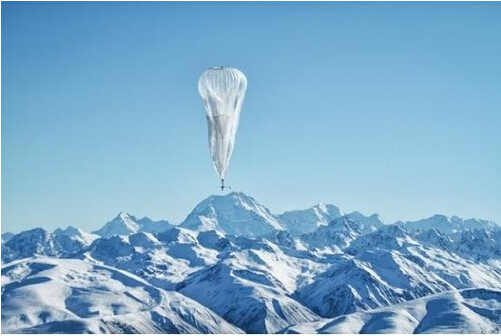 Google is about to release thousands of balloons