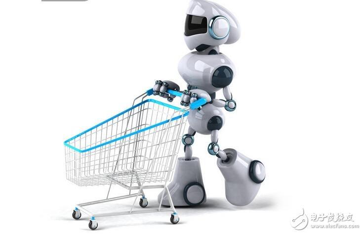 Robot shopping