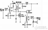 Negative feedback wideband amplifier circuit diagram module design