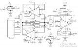 Circuit design of ECG acquisition system using STM32