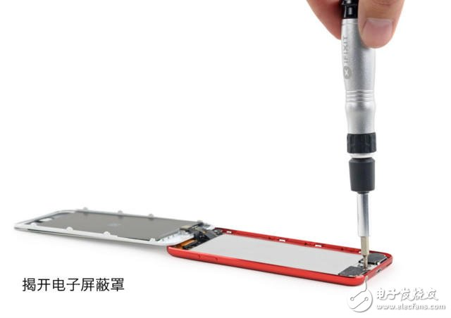Apple iPodtouch 6 big disassembly: A8 processor + M8 coprocessor