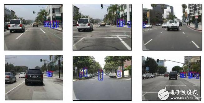 New algorithm enhances smart car pedestrian detection and recognition rate