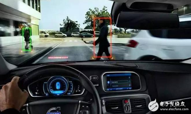Radar sensing and image sensing improve vehicle ADAS performance