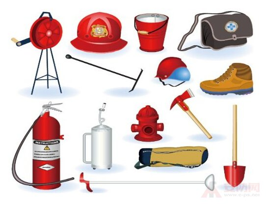 Fire equipment use pictures