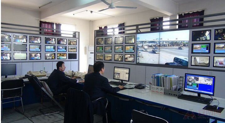 The main function of the station security video server