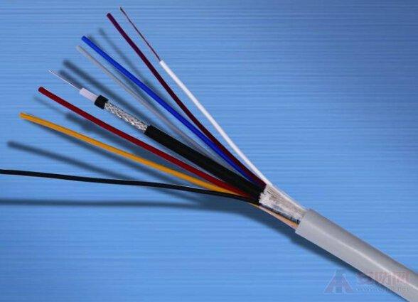 Access control intercom cable