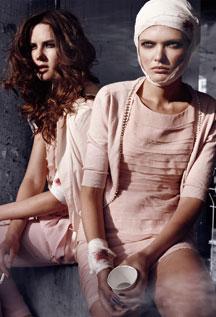 不容错过TITI女装2012春夏另类时装