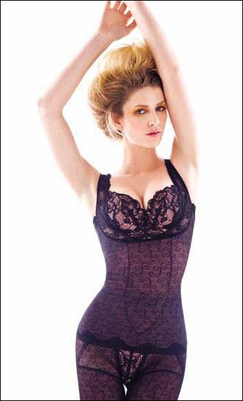 绯格贝缇2012新品内衣 打造高贵品味女人