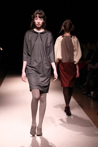 SupportSurface2012/13秋冬女装新品打造干练时尚风