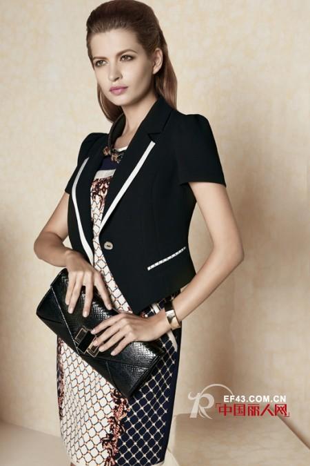 Style Woman白翎风采职业女装 时尚职业女装品牌