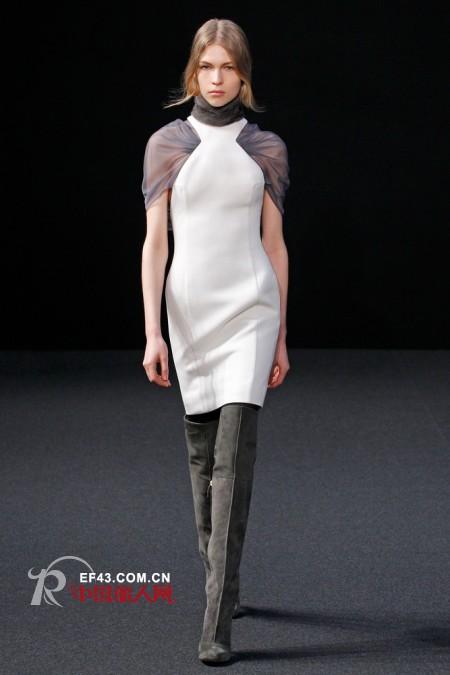 宝姿女装2012夏装新款蕾丝连衣裙