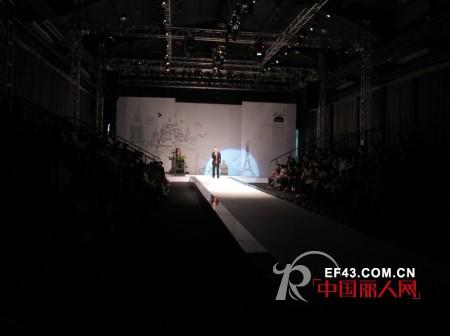 """esons(爱城市)""2012灵魂春装新品发布会暨招商订货会完美落幕"