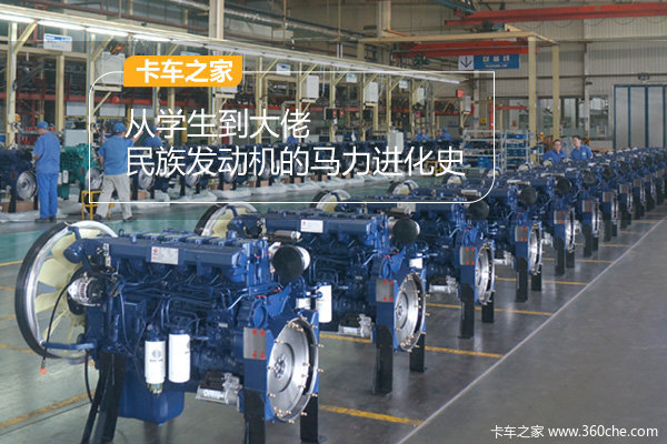 Evolution of horsepower from students to Daewoo national engines