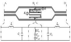 CPS open-loop resonator