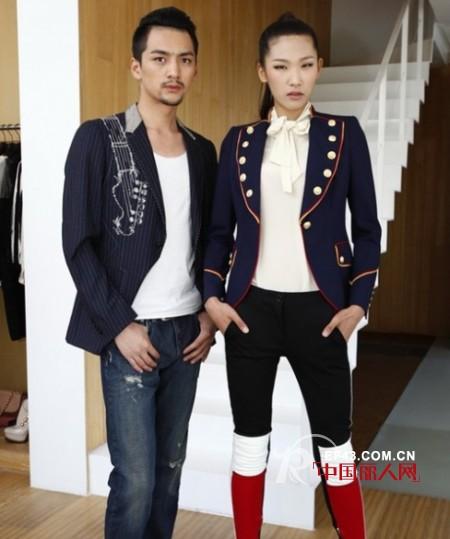 Moschino 品牌2012-13秋冬系列 精良裁剪的时尚先锋