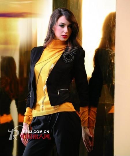 意菲雅时尚女装 缔造与众不同的美
