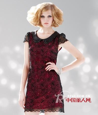 普丽丝品牌女装 勾勒多彩的未来