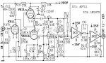 Hybrid Hi-Fi amplifier circuit with tone control