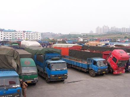 'Jinjiang City to Jiangsu Changzhou Freight Company