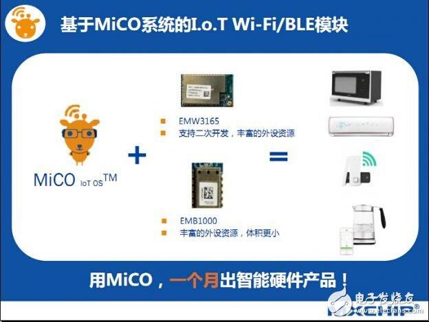 MiCO: Making smart hardware development easier