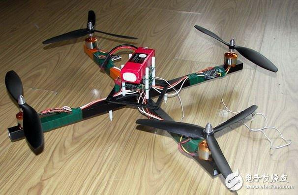 Teach you DIY four-axis aircraft - basic articles