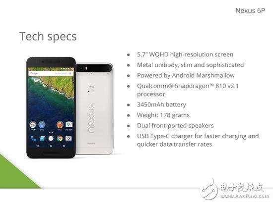 Huawei OEM Google Nexus 6p exposure: curve into the US market