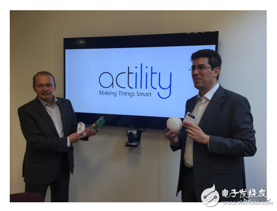 Actility accelerates the commercialization of low-power long-distance IoT applications