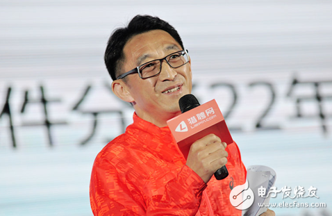 """Mr. Xiao Qing, President of Shiqiang, was invited to make a tour of """"Extraordinary Employer"""""""