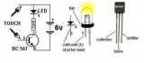 The three simplest transistor amplifier circuits