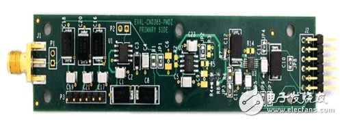 Figure 9. Reference design circuit components.
